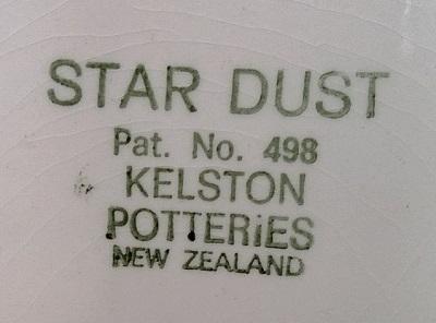Star Dust Pat.No.498 Stardu12