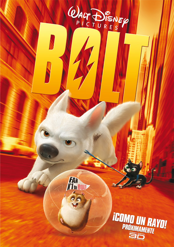 Volt / Bolt (ancien : 'American Dog') - 2009 - Page 2 Affich10