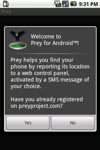 [And] Prey Phone Tracker : retrouver son téléphone Prey_p10