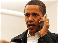 أوباما مهدد بحرمانه من الإيميل _4521210