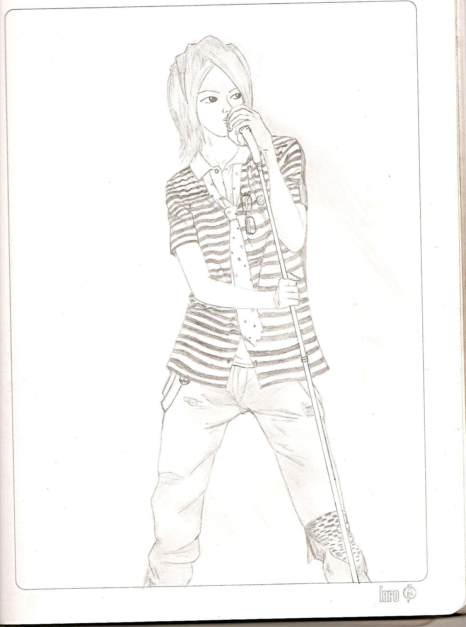 Fan art de TAKUYA-CCHI ^_^ ACABADOOOO!!!! Takuya10