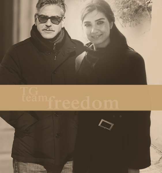 George Clooney and Tuba Buyukustun photshopped pictures - Page 15 211