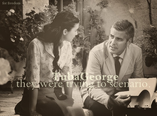 George Clooney and Tuba Buyukustun photshopped pictures - Page 11 342asi11