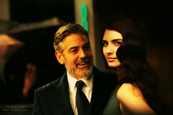 George Clooney and Tuba Buyukustun photshopped pictures - Page 9 36250110