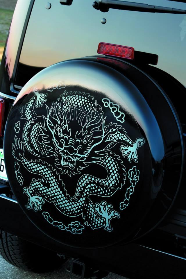 Wrangler Dragon Edition 94602410