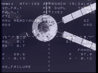 """[ATV-2 """"Johannes Kepler""""] Suivi de la mission Vlcsna11"""