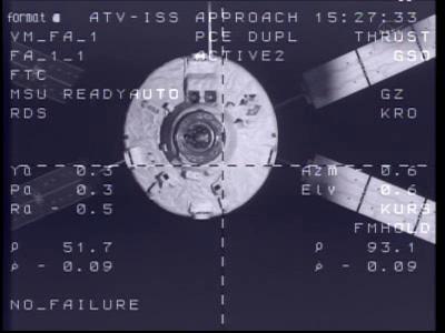 """[ATV-2 """"Johannes Kepler""""] Suivi de la mission Vlcsna13"""
