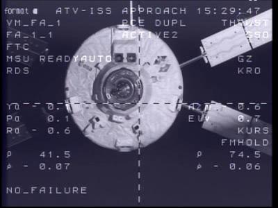 """[ATV-2 """"Johannes Kepler""""] Suivi de la mission Vlcsna15"""