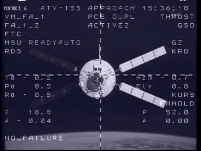 """[ATV-2 """"Johannes Kepler""""] Suivi de la mission Vlcsna23"""