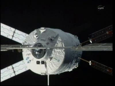 """[ATV-2 """"Johannes Kepler""""] Suivi de la mission Vlcsna25"""