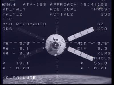 """[ATV-2 """"Johannes Kepler""""] Suivi de la mission Vlcsna26"""