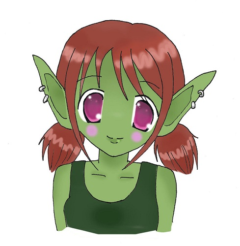 Caliandra, the Goblin Mechanic Goblin11