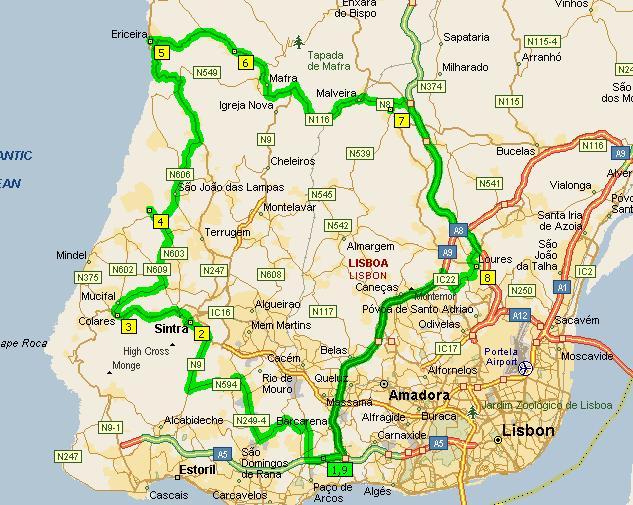 Rota anti-stress - Região de Lisboa Volta_10