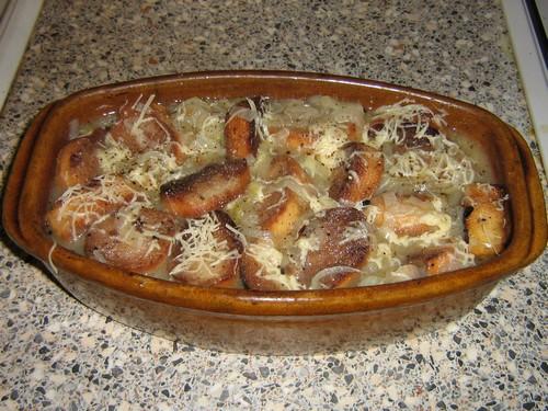 GRATINEE A L OIGNON Soupe10