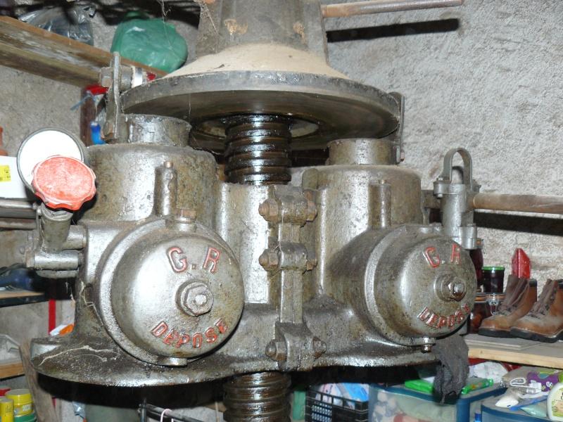 pressoir hydraulique garnier 01210