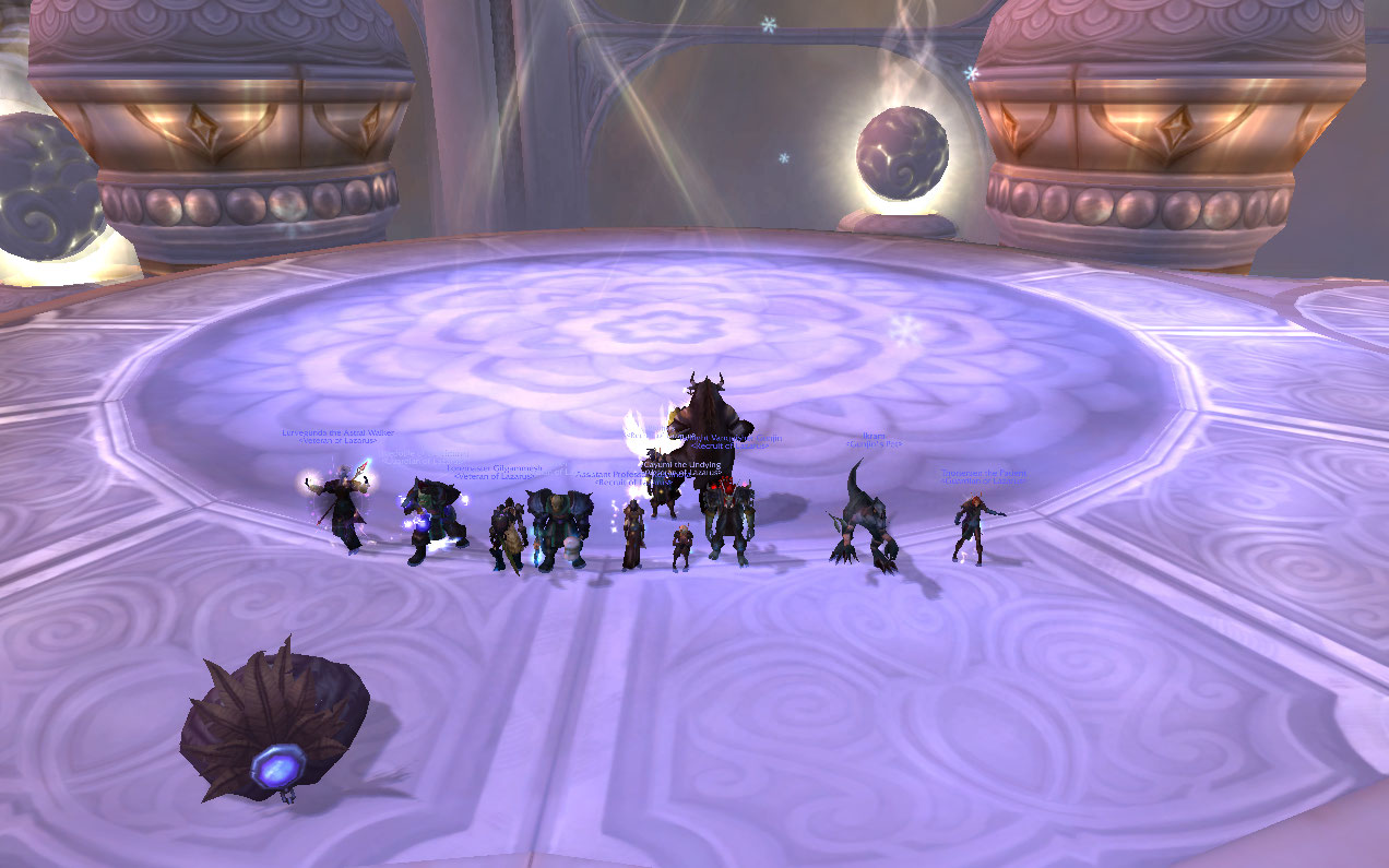 Conclave Cleaved! Wowscr10