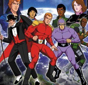 [Tôei Animation - Marvel Films] série Flash Gordon et les défenseurs de la terre (1986) Def110