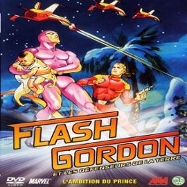 [Tôei Animation - Marvel Films] série Flash Gordon et les défenseurs de la terre (1986) Flash-11