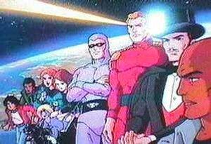 [Tôei Animation - Marvel Films] série Flash Gordon et les défenseurs de la terre (1986) Lesdef10