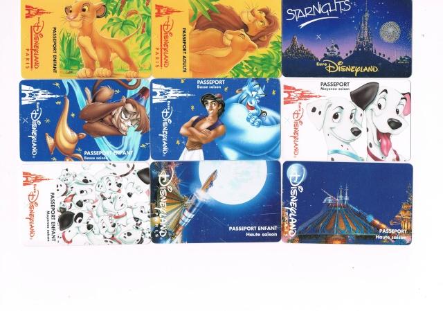 Passeport Disneyland Paris 0210