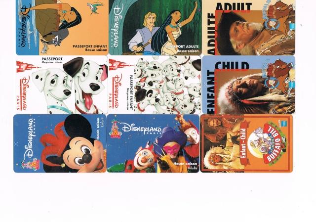 Passeport Disneyland Paris 0310
