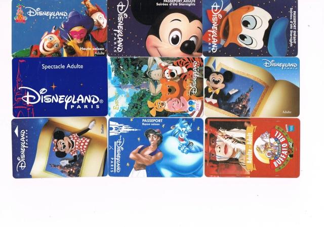 Passeport Disneyland Paris 0410