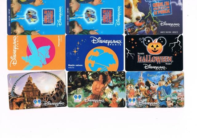 Passeport Disneyland Paris 0610