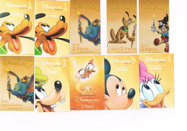 Passeport Disneyland Paris 0810