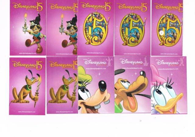 Passeport Disneyland Paris 0910