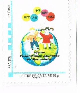 00 - Normandie - Philatelique Jeunesse 14eme_10