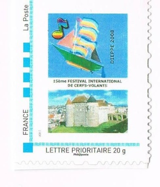 76 - Dieppe - Capitale du Cerf-Volant 76_die10