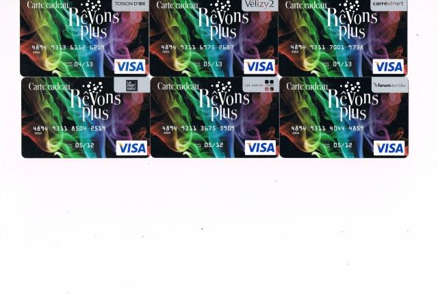 Visa, Quartz- Centres commerciaux Visa_110