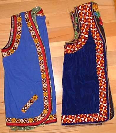 من الملابس التقليدية للمراة التركمانية E1210