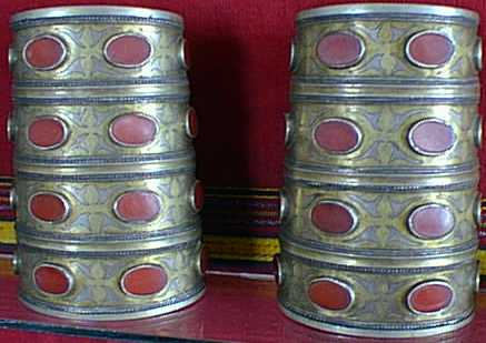 ادوات و زينة تقليدية للمراة التركمانية J1610