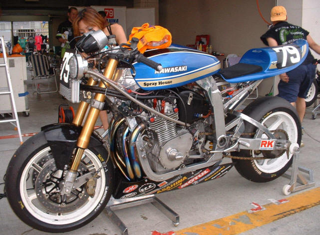 Racer, Oldies, naked ... 900z110