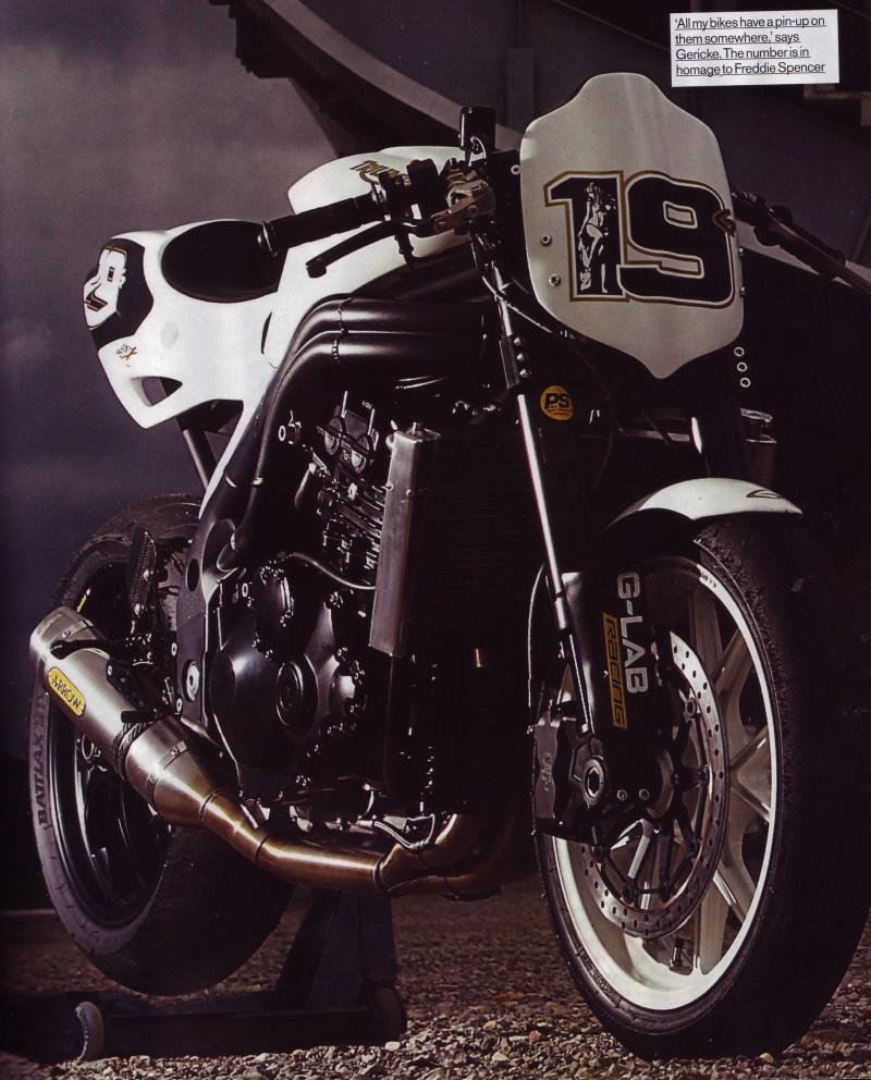 Racer, Oldies, naked ... Triple10