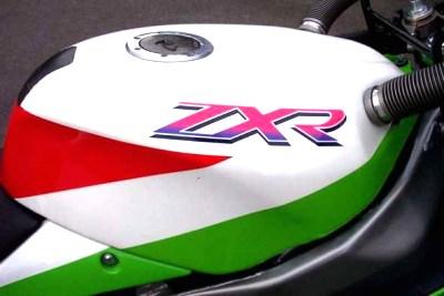 Kawasaki ZXR 750 Zxr20r10