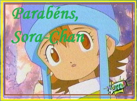 Treze de novembro, parabéns Sora-Chan Sora10