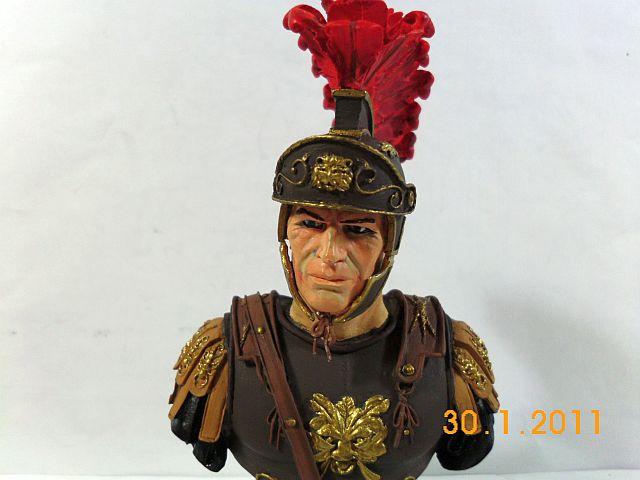 Andrea 59-B25 Büste eines Offizier der Prätorianer 1/10 - Galeriebilder 311