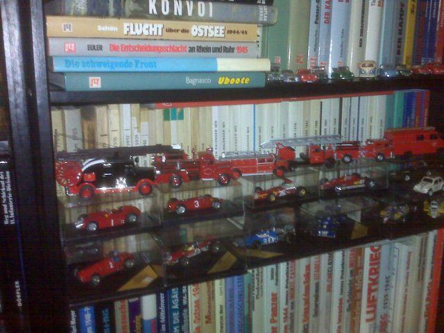 Feuerwehr-Sammlung meines Vaters H310