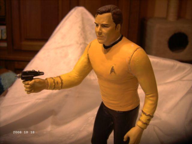 Mr. Spock und Cptn. Kirk - AMT/ERTL 1/6 Spock310