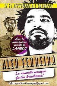 Aleh Ferreira en concert Aleh10