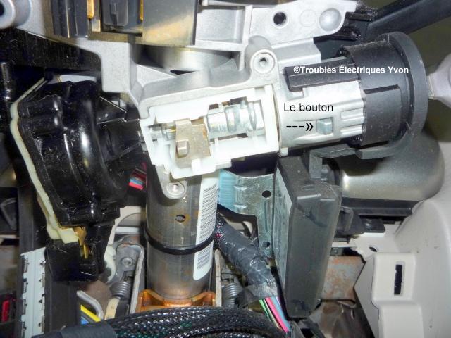 Truc, cylindre mécanique de clé d'ignition P1060711