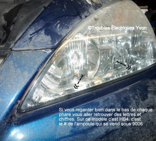 Truc pour trouver # d'ampoule de phare P1070011
