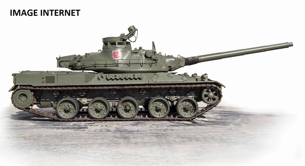 LEOX  -   HYBRIDE LEOPARD/AMX30 114