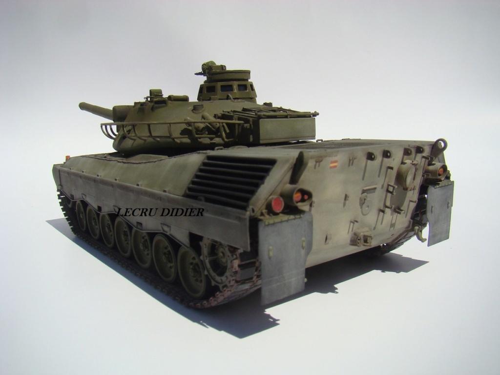 LEOX  -   HYBRIDE LEOPARD/AMX30 2914