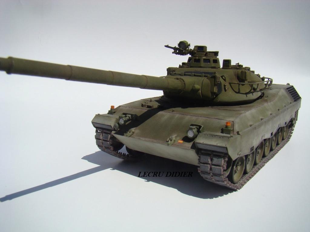 LEOX  -   HYBRIDE LEOPARD/AMX30 3010