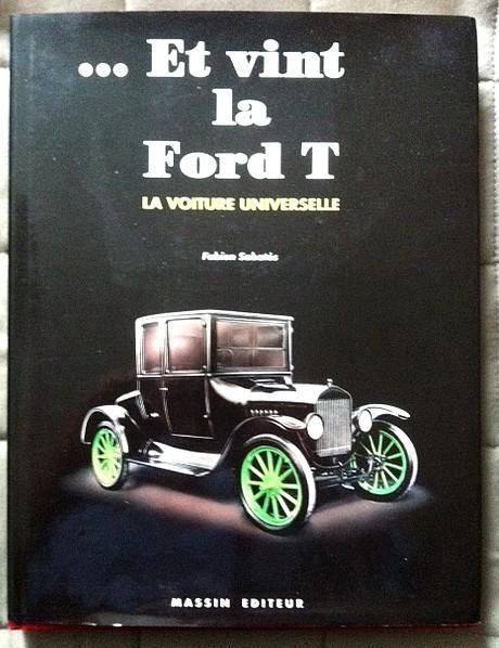 """""""Et vint la Ford T"""" de Fabien Sabatès Model_10"""
