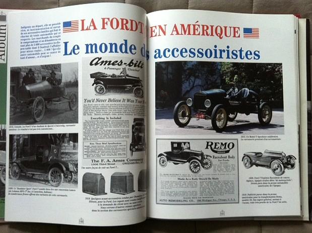 """""""Et vint la Ford T"""" de Fabien Sabatès Model_12"""
