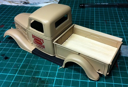 FORD 1937 Pick Up ( WIP ) Photo110